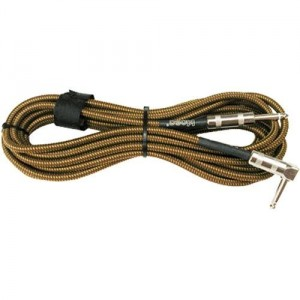 Hosa Tweed GTR-518 Guitar Cable Review