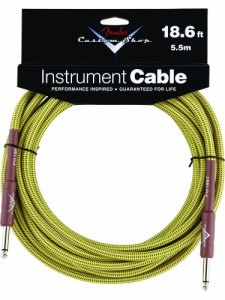 Fender Performance Series Cable Review