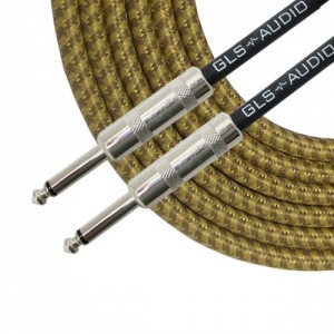GLS Audio Tweed Guitar Cable Review