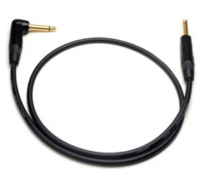 Canare Cable with Neutrik Connectors Guitar Cable Review